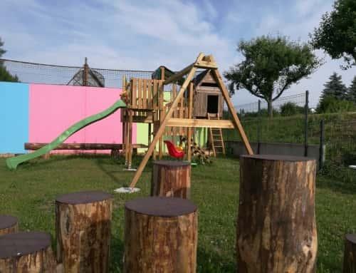 Neuer Kinderspielplatz eingeweiht